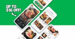 10 latest GrabFood Promo Codes with discounts up to $16 valid th