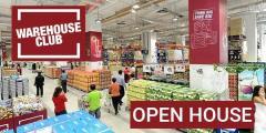NTUC FairPrice: Warehouse Club Open House (NO Membership Require