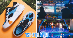 Reebok Classic Is Having A 90s Themed Pop-Up With Arcade Machine