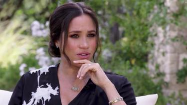 CBS releases another teaser for Meghan and Harry's Oprah interview - CNN Video