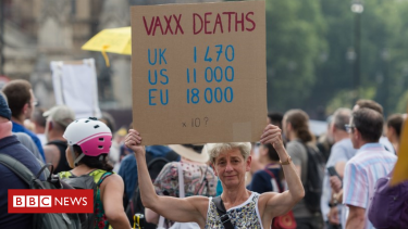 Covid-19: Recent claims about cremations and vaccines fact-checked